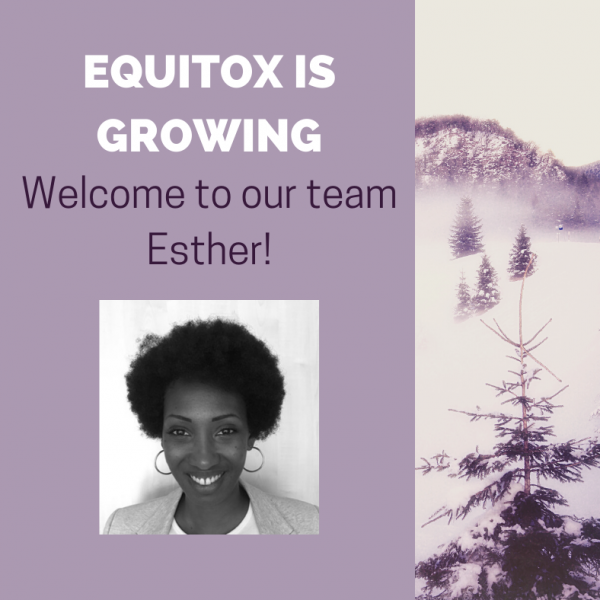 EQUITOX is growing