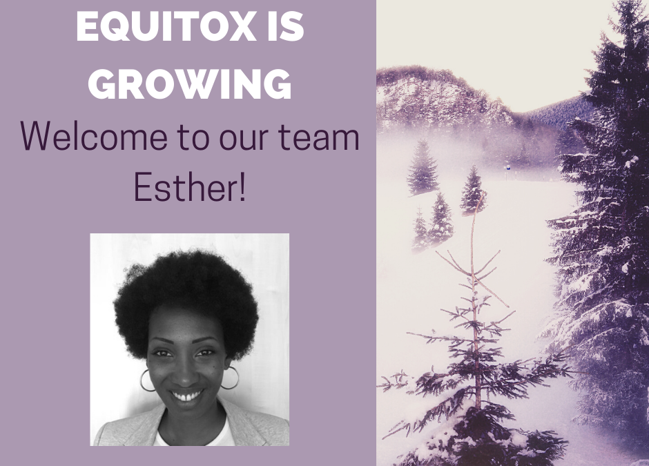 EQUITOX is growing