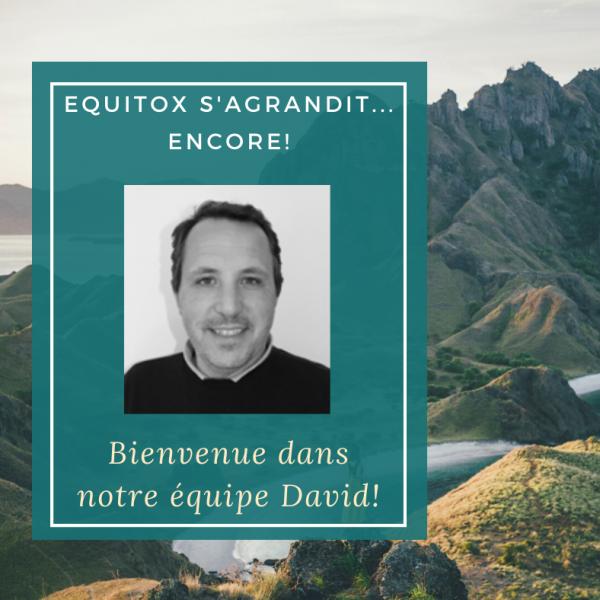 EQUITOX s'agrandit…Encore!