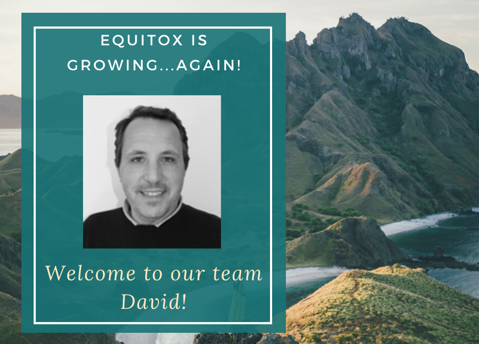 EQUITOX is growing… Again!